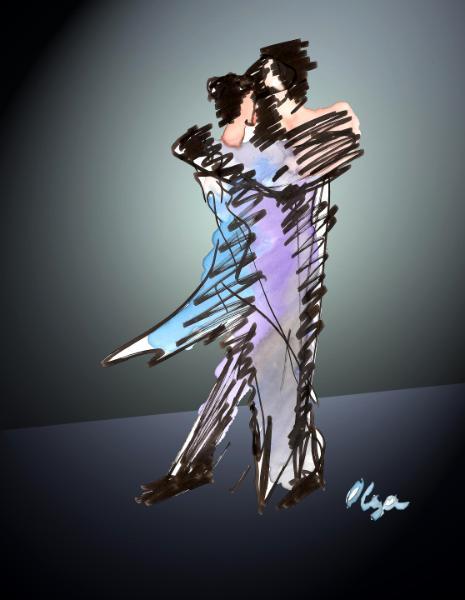 Tango in Dark