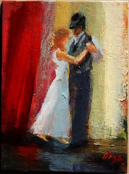Tango Painting 2