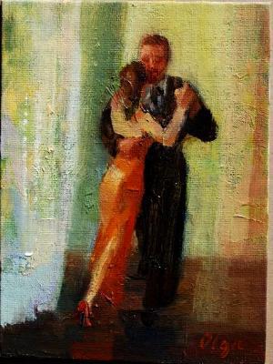 Tango Painting 1