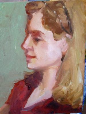 Profile of a Yang Lady